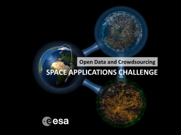 Open Data and Crowdsourcing SPACE APPLICATIONS CHALLENGE