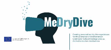 MeDryDive logo