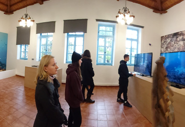 Οργανωμένη επίσκεψη στο ΚΕΕΚ Αλονήσσου