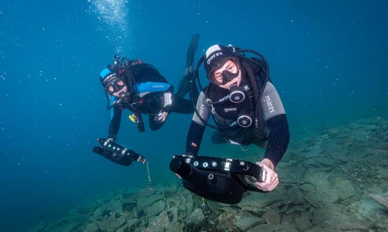 Επιτυχής εγκατάσταση καινοτόμου υποβρύχιου συστήματος στον ΕΕΑΧ Αμαλιάπολης