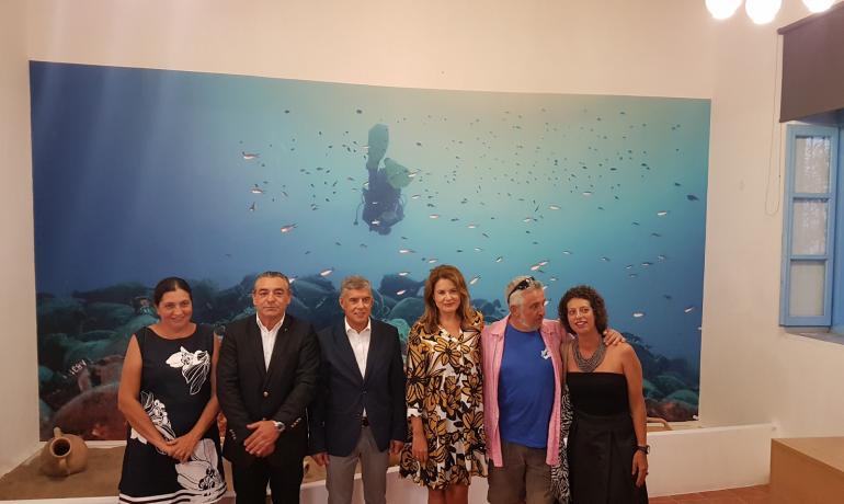 Εγκαίνια του πρώτου Κέντρου Ενημέρωσης και Ευαισθητοποίησης της Γνώσης στην Αλόννησο
