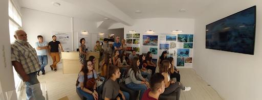 Εγκαίνια του Κέντρου Ενημέρωσης και Ευαισθητοποίησης της Γνώσης στην Αμαλιάπολη Βόλου