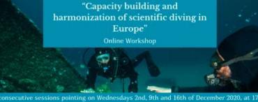 Διεξαγωγή online Workshop στο πλαίσιο του Ευρωπαϊκού Έργου Science Diver