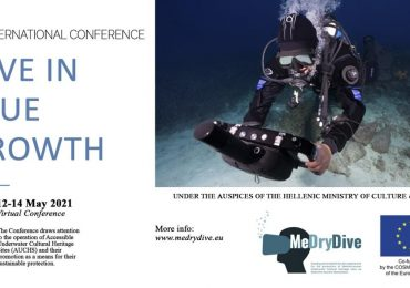 Organization of the 2nd International Conference Dive in Blue Growth in the context of Me DryDive